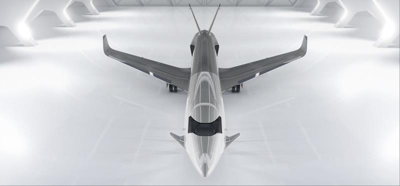 peugeot hx1 Conoce el HX1, un jet privado diseñado por Peugeot