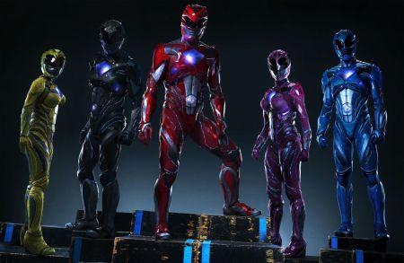 Power Rangers: la película, llega a México