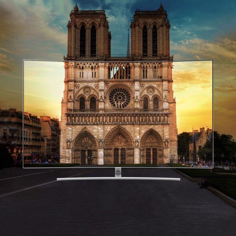 Samsung presenta su nueva línea premium de TVs QLED y The Frame - qled-global-launch-paris_2-800x800