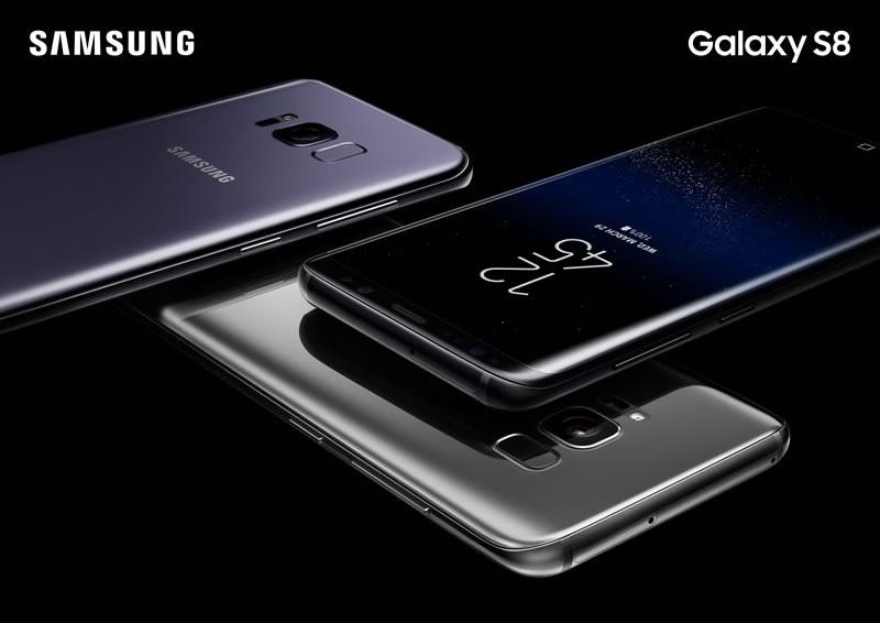 Estos serían los precios del Galaxy S8 en México