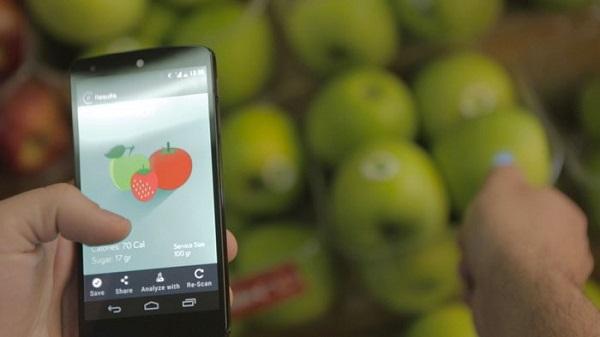 Desarrollan sensor que permitirá a teléfonos conocer la composición de las cosas