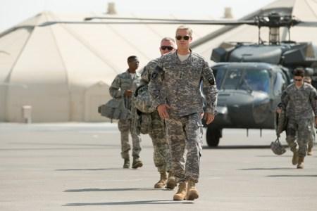 Lanzan trailer oficial de War Machine de Netflix