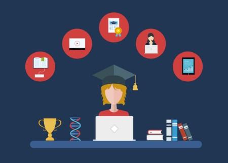 Lo que necesitas para triunfar en los cursos en línea