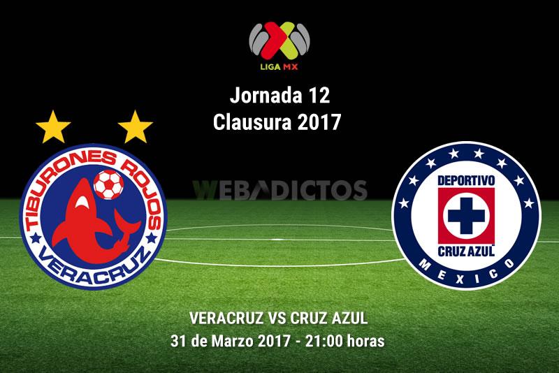 Veracruz vs Cruz Azul, Jornada 12 del Clausura 2017 | Resultado: 3-1 - veracruz-vs-cruz-azul-j12-clausura-2017