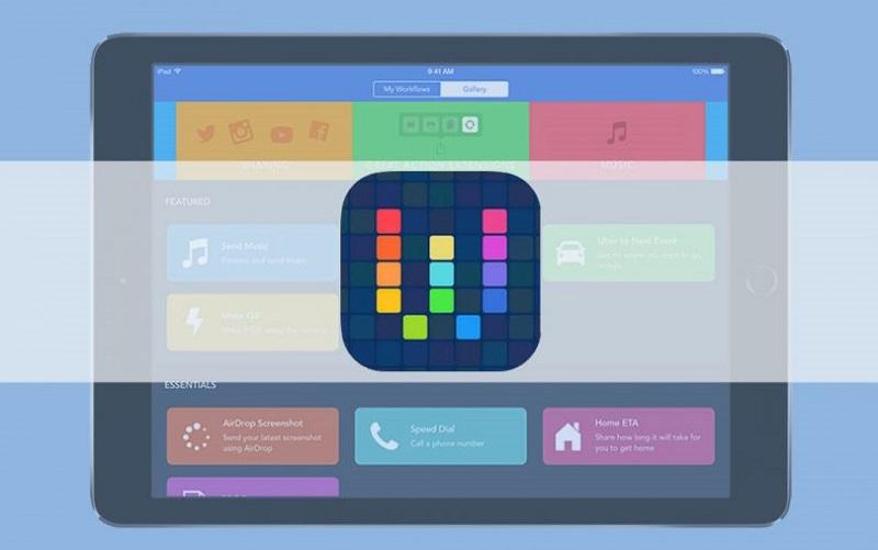 Apple compra Workflow y la convierte en app gratuita - workflow-apple-810x508-800x501