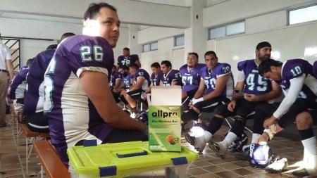 Crean empresa que elabora alimento natural con alto valor nutricional para deportistas