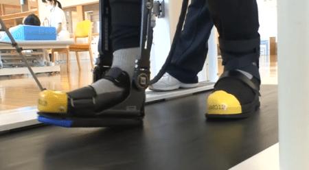Toyota presenta un soporte robótico para gente con parálisis