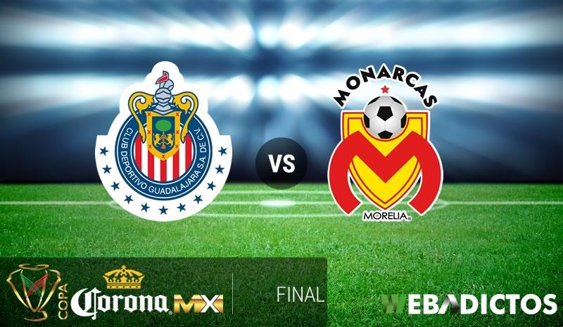 Chivas vs Morelia, Final de Copa MX C2017   Resultado: 0(3)-(1)0 - chivas-vs-morelia-final-copa-mx-clausura-2017