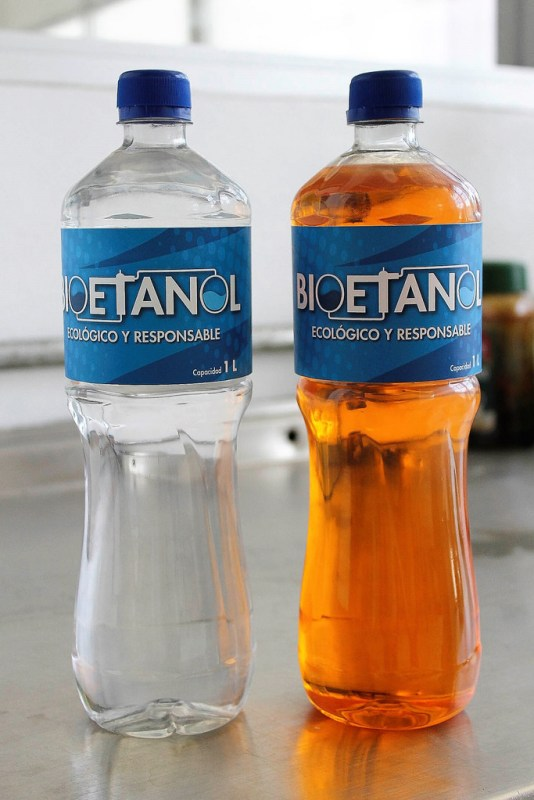 Investigadores mexicanos producen combustible automotriz con azúcares de desecho
