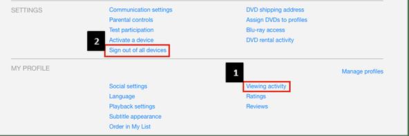 consejos de seguridad netflix ¡Cuidado! Tu cuenta de Netflix podría estar a la venta en el mercado negro
