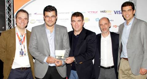 ecommerce awards 2 Despegar.com es galardonado en los Ecommerce Awards
