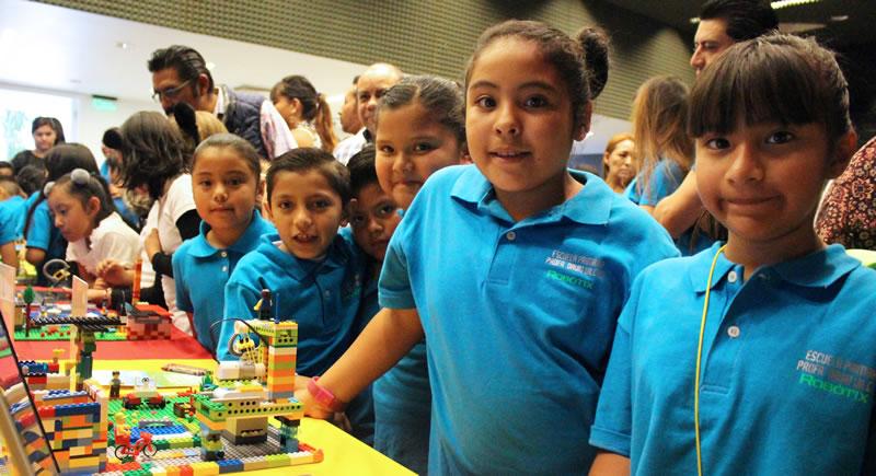 Se realizó el primer FIRST LEGO League Jr. en México - first-lego-league-jr-en-mexico