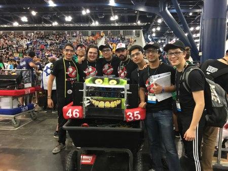 Concluyó el Mundial de FIRST Robotics con destacada participación mexicana