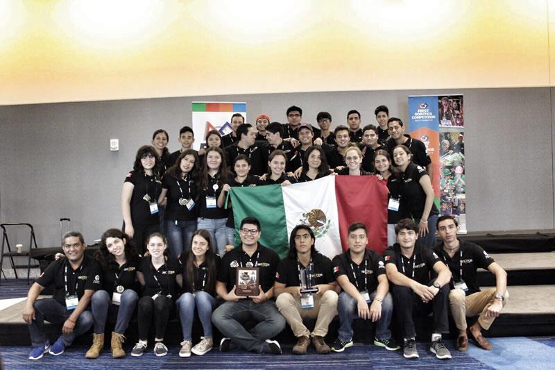 Concluyó el Mundial de FIRST Robotics con destacada participación mexicana - first-robotics-horus_1