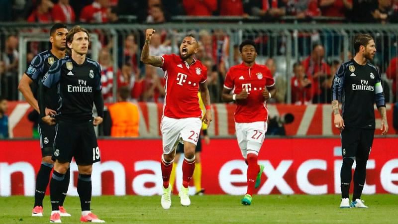horario real madrid vs bayern munich vuelta cuartos champions 2017 Horario Real Madrid vs Bayern Munich; Cuartos de Final Champions 2017