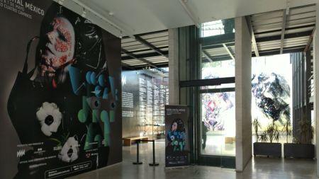 Experiencia Björk Digital en México con la tecnología HP Latex