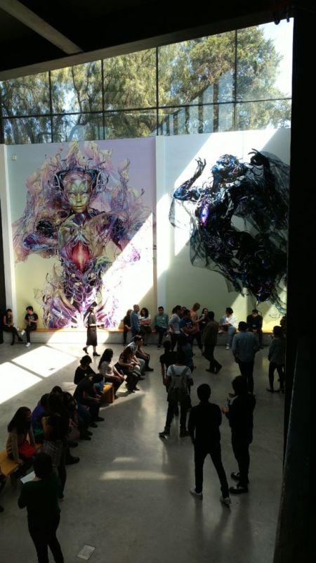 Experiencia Björk Digital en México con la tecnología HP Latex - hp-latex_experiencia-bjocc88rk-digital_1-450x800