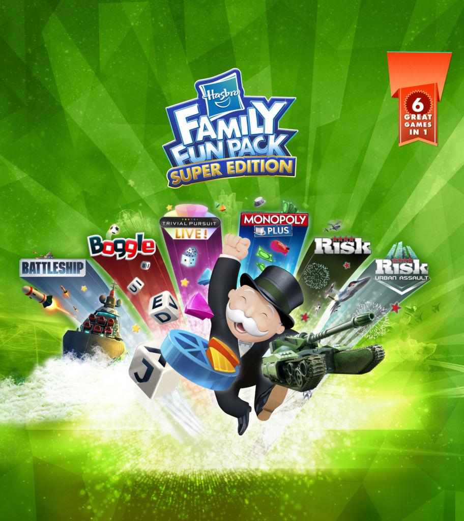 juegos dia del nino hasbro family fun pack Cuatro juegos para revivir tu niño interior este mes