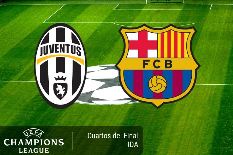 Juventus vs Barcelona, Champions 2017 | Resultado: 3-0 - juventus-vs-barcelona-cuartos-champions-2017