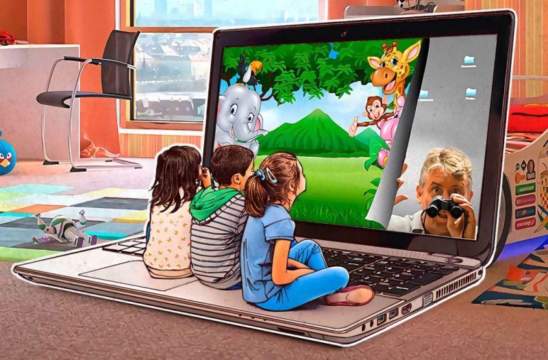 Día del Niño: Proteger a los niños de los peligros en Internet - kasperskylab_kidsday-800x526