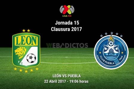 León vs Puebla, Fecha 15 del Clausura 2017 ¡En vivo por internet! | Liga MX