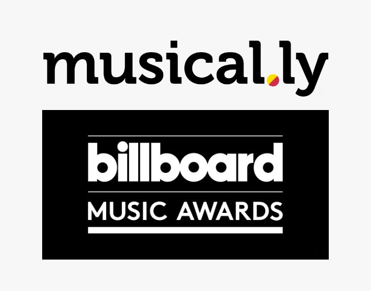 musical ly 1 La app musical.ly en los Billboards Awards 2017
