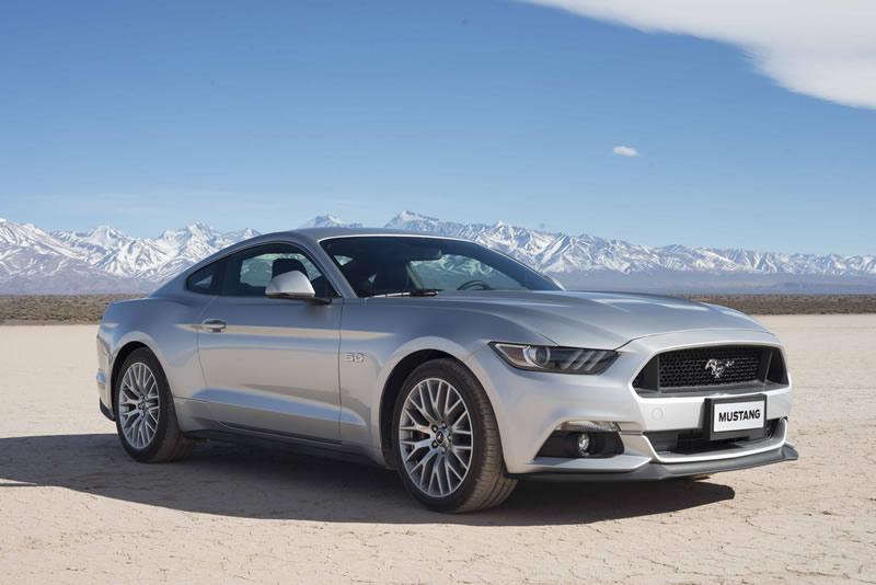 mustang deportivo mas vendido Mustang es el deportivo más vendido del mundo