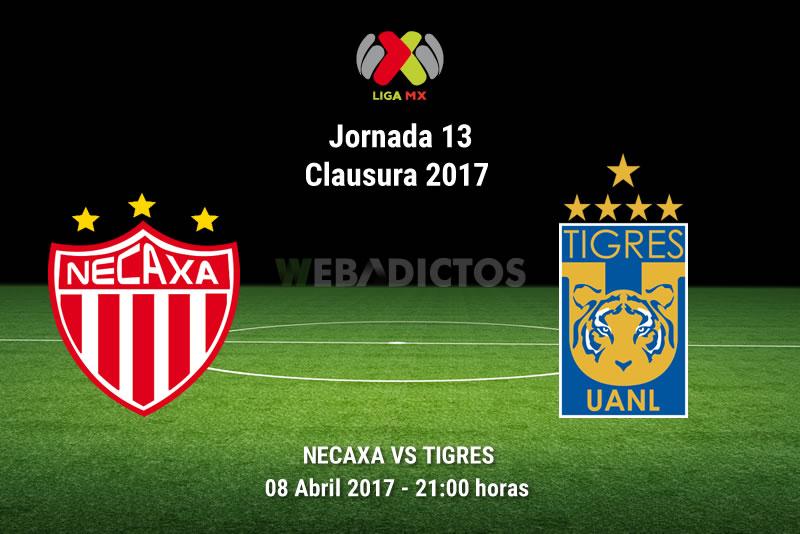 Necaxa Vs Tigres J Necaxa Vs Tigres Jornada  Liga Mx Clausura