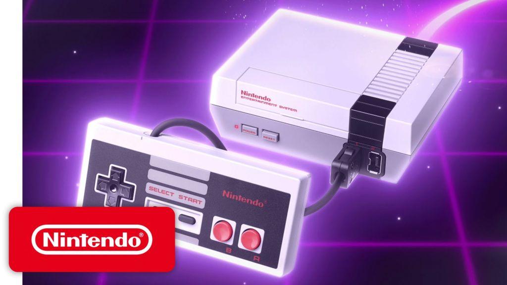 nes classic edition Nintendo descontinúa la NES Classic Edition