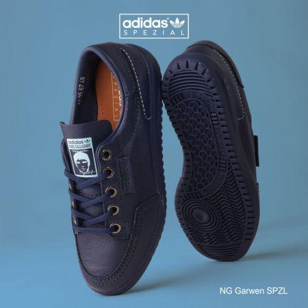 ng garwen spzl blu hi res 450x450 NG Garwen SPZL: adidas lanza edición limitada de los zapatos de Noel Gallagher