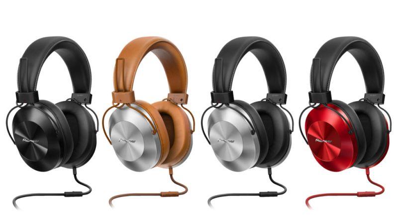 Nueva línea de audífonos Style de Pioneer con audio de alta resolución - pioneer-se-ms5t-1-800x443