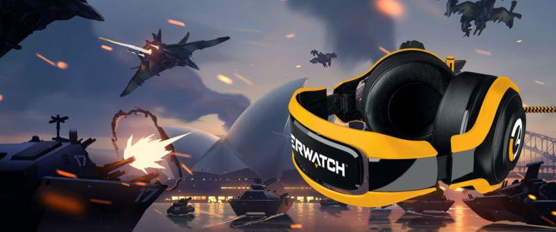 Opciones de equipos Razer para PC Overwatch para regalar en el día del niño - razer-overwatch-manowar-mobile-800x334