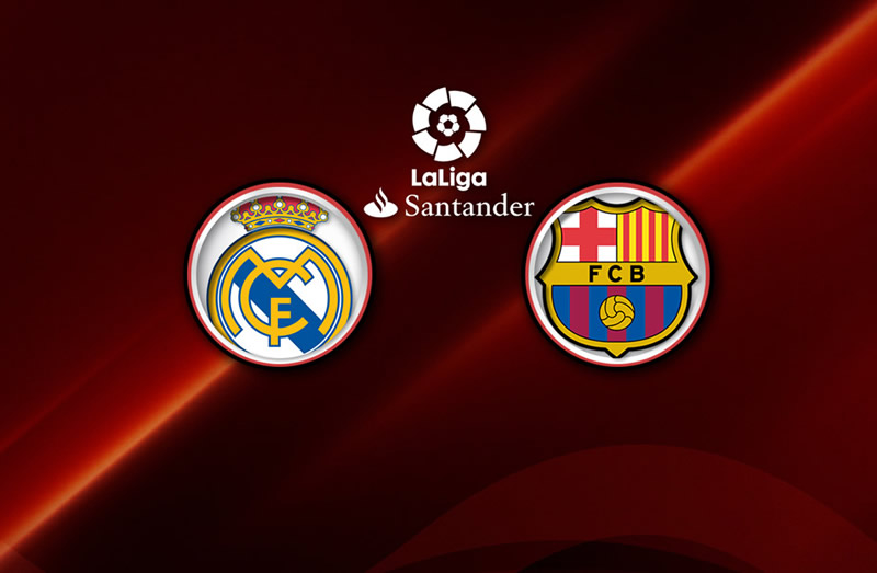 Real Madrid vs Barcelona 2017, Fecha 33 de La Liga   Resultado: 2-3 - real-madrid-vs-barcelona-2017-clasico-jornada-33