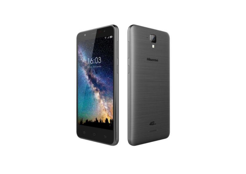 Hisense lanza el Smartphone F102, con flash frontal para selfies increíbles - smartphone-f102-hisense-800x566