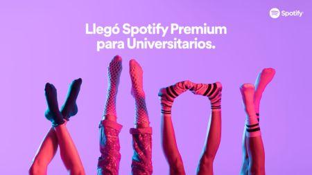 Se lanza Spotify Premium para Universitarios en México ¡solo pagan la mitad del precio normal!