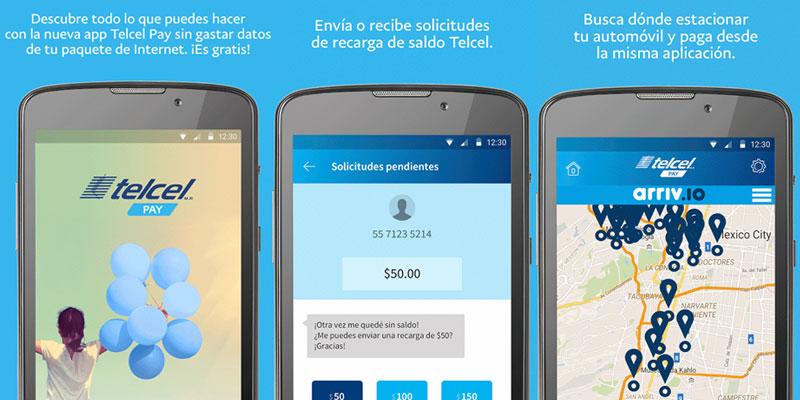 Telcel Pay para iOS, nueva aplicación de compras y pagos desde el smartphone - telcel-pay-800x400