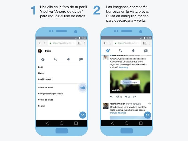 twitter lite Twitter Lite, una versión más rápida y con ahorro de datos ¡Ya disponible!