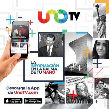 UNO TV actualiza su app; puedes ver noticieros en vivo y más