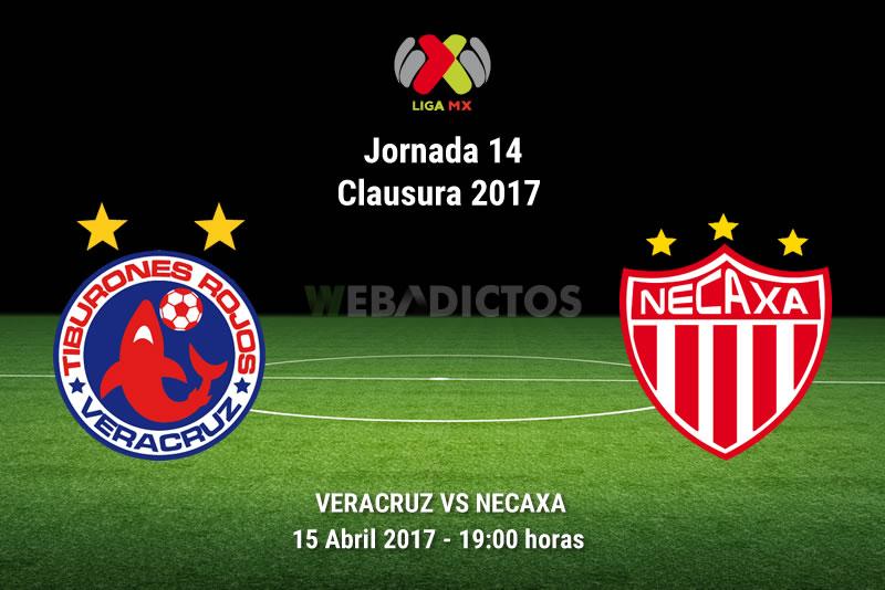 Veracruz vs Necaxa, J14 del Clausura 2017 | Resultado: 0-1 - veracruz-vs-necaxa-j14-clausura-2017