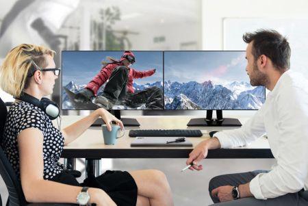 ViewSonic presenta monitor para profesionales para aplicaciones de alto nivel