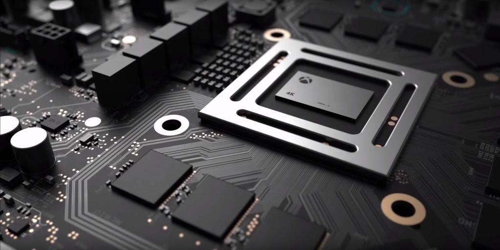 Las especificaciones de la Xbox Scorpio serán reveladas el jueves - xbox-scorpio-teaser