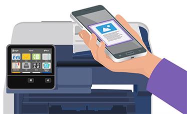 Xerox ConnectKey transforma a la impresora en un asistente inteligente del lugar de trabajo - xerox_ck_meta_illustration2