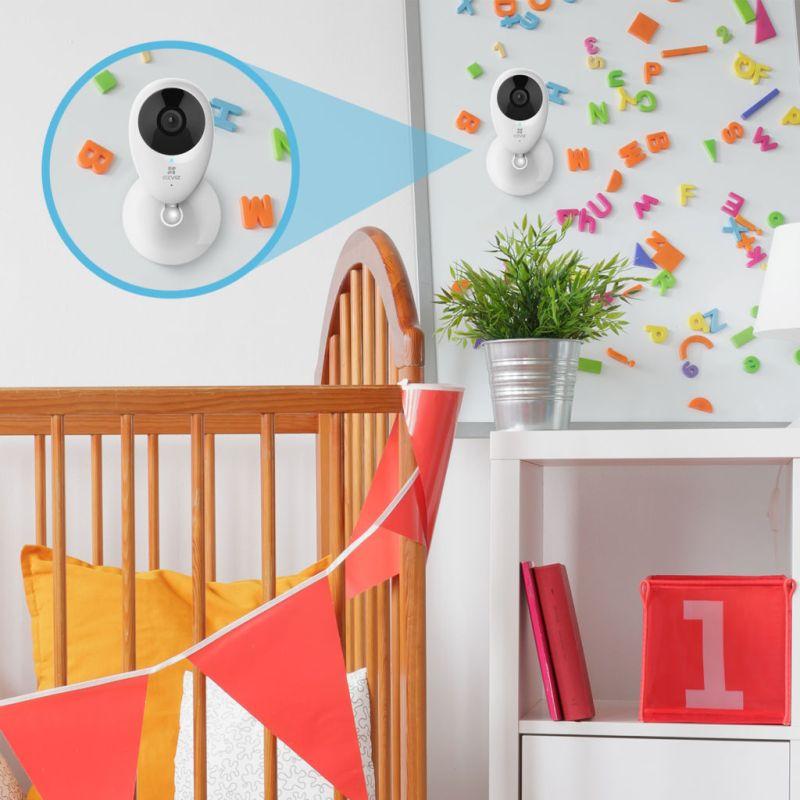 Mantén seguro a tus hijos con una cámara domestica inteligente - 04_minio_magneticbase-800x800
