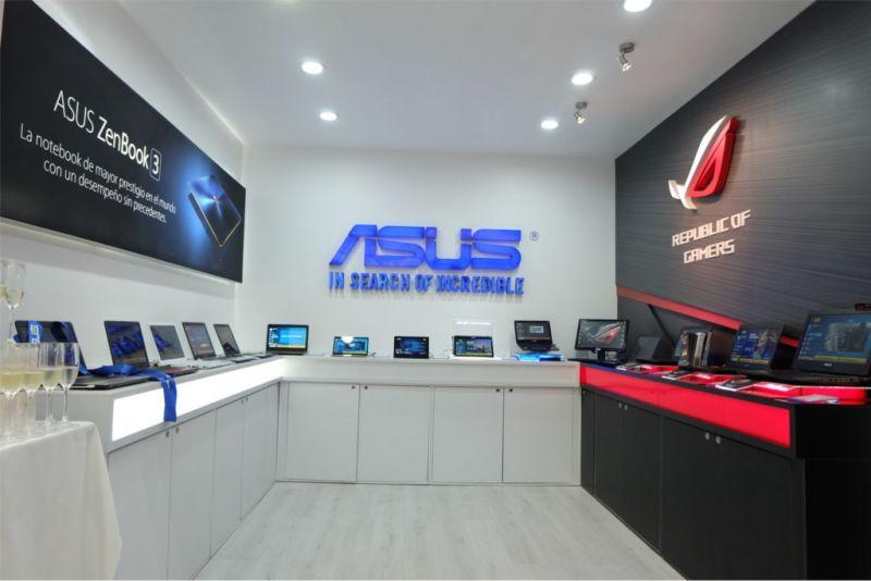 asus store1 800x534 ASUS anuncia la apertura de su primera tienda oficial: ASUS STORE