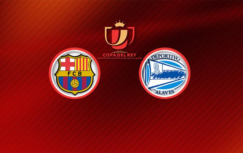 Barcelona vs Alavés, Final de Copa del Rey 2017 | Resultado: 3-1 - barcelona-vs-alaves-copa-del-rey-2017