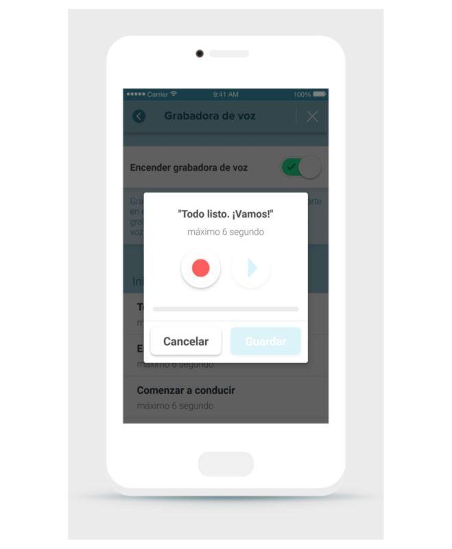 comando de voz waze 659x800 Waze ahora te permite grabar tus propios comandos de voz