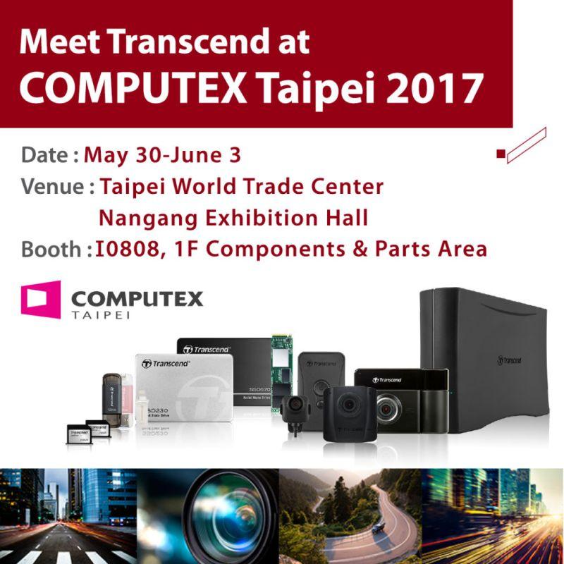 Transcend presentará sus soluciones Industriales en Computex Taipei 2017 - computex_lasp-800x800