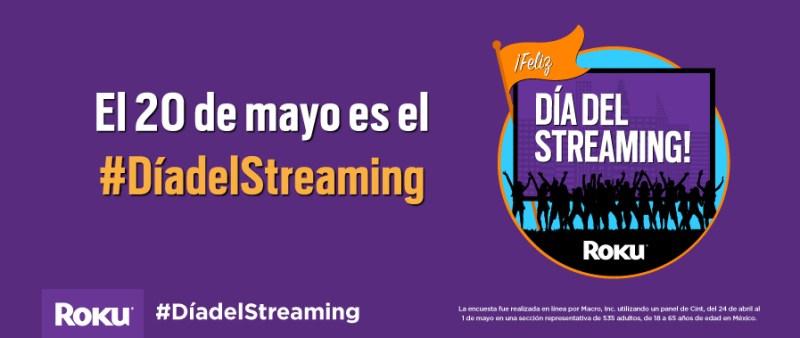 Día del Streaming: Estudio revela que se recomiendas más las series de TV que los consejos de viaje - dia-streaming-_2017_infographic-800x338