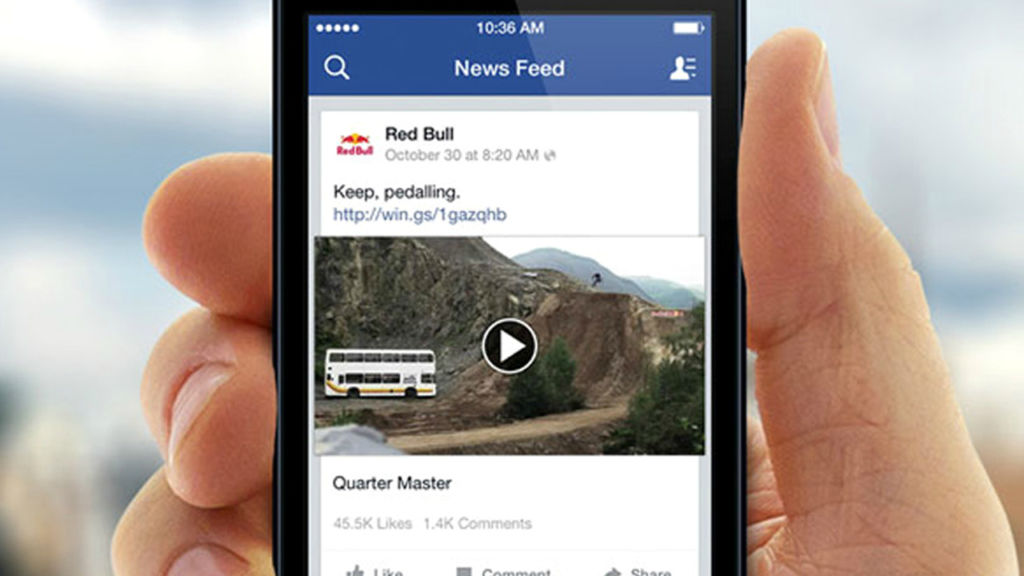 Facebook está a punto de presentar sus propias series - facebook-video-content