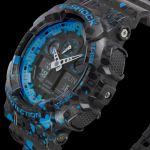 Nuevo reloj G-Shock en colaboración con el artista de graffitti STASH, de edición limitada - ga-100st-2a_05-copia